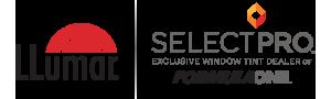 Llumar_Select_Pro_logo
